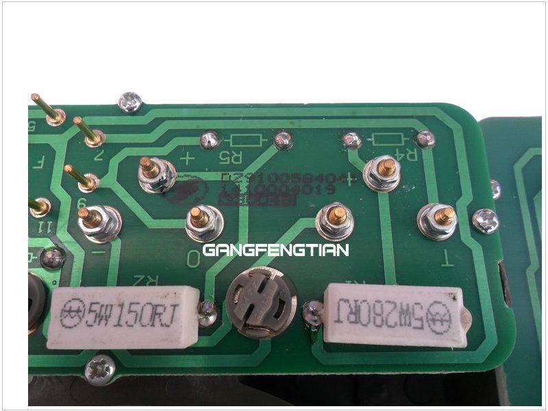 汽车组合仪表模块电路板